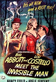 Bud Abbott Lou Costello Meet the Invisible Man (1951)