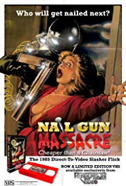 The Nail Gun Massacre (1985)