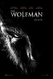 The Wolfman (2010)