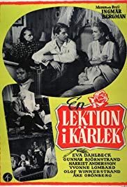A Lesson in Love (1954)