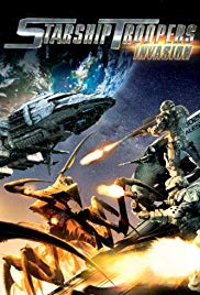 Starship Troopers: Invasion (2012)