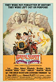 The Great Scout & Cathouse Thursday (1976)
