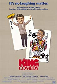 The King of Comedy (1982)