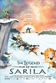 The Legend of Sarila (2013)
