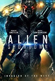 Alien Showdown: The Day the Old West Stood Still (2018)