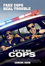 Let's Be Cops (2014)