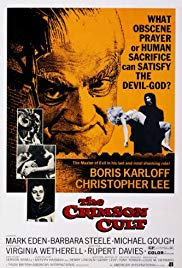 The Crimson Cult (1968)