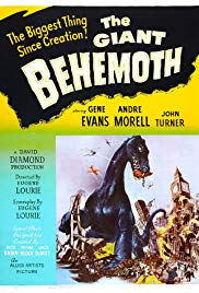 The Giant Behemoth (1959)