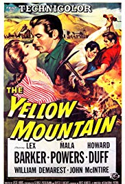 The Yellow Mountain (1954)