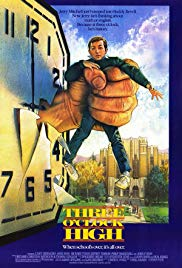 Three O'Clock High (1987)