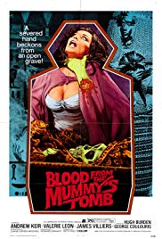 Blood from the Mummy's Tomb (1971)