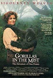 Gorillas in the Mist (1988)