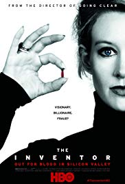 The Inventor: Out for Blood in Silicon Valley (2019)
