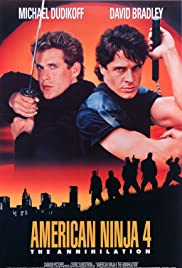 American Ninja 4: The Annihilation (1990)
