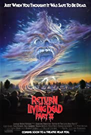 Return of the Living Dead: Part II (1988)