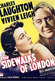Sidewalks of London (1938)