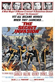 The Secret Invasion (1964)