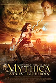 Mythica: A Quest for Heroes (2014)