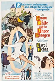 Snow White and the Three Stooges (1961)