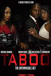 Taboo-The Unthinkable Act (2016)